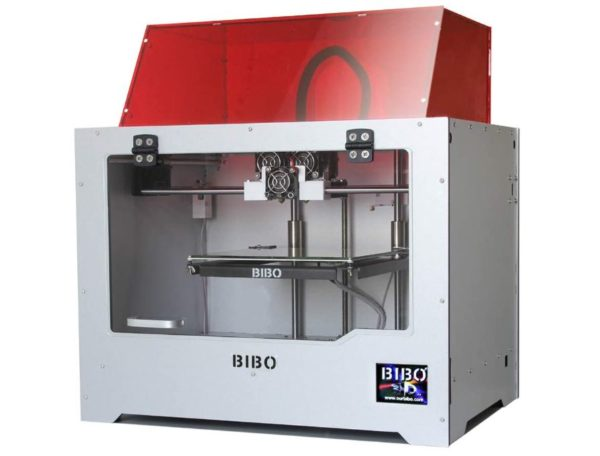 BIBO 3D Printer Dual Extruder Laser Engraving Sturdy Frame Wi-Fi Touch Screen-BestCartReviews
