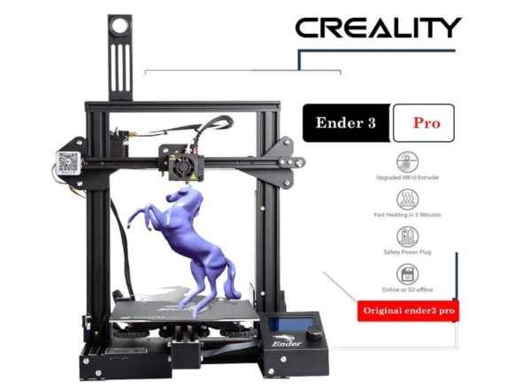 Creality Ender 3 Pro 3D Printer - Ender 3 pro Meanwell Power Supply-BestCartReviews