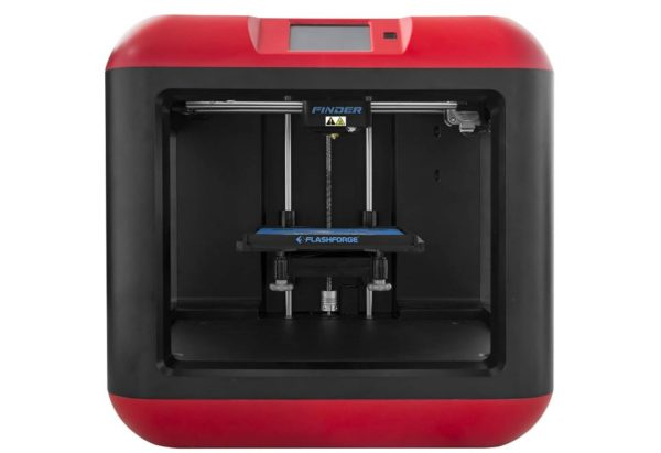 FlashForge Finder 3D Printers with Cloud- Best Easy to Use 3d Printer-BestCartReviews