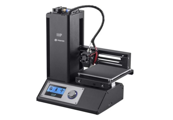 Monoprice Select Mini 3D Printer V2 - Black With Heated-BestCartReviews
