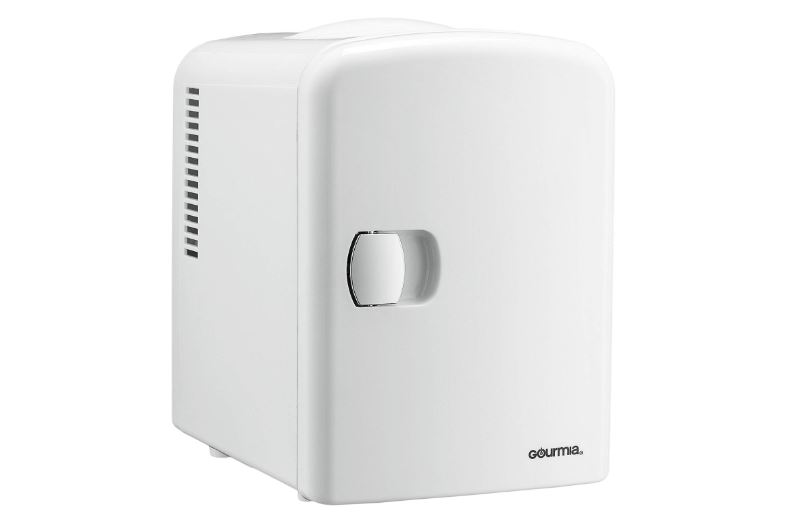 gourmia gmf600 thermoelectric mini fridge cooler and warmer - Mini Fridge for Office Breast Milk Storage