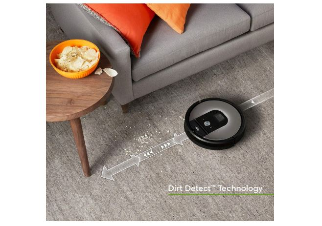 irobot roomba 960 robot vacuum review