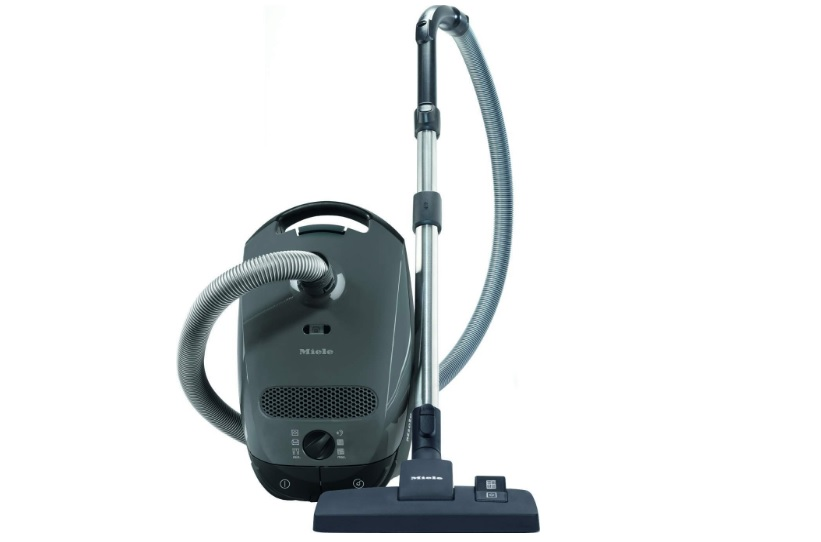 Miele C1 Vacuum - Miele Classic C1 Limited Edition Canister Vacuum Cleaner Graphite Grey Review