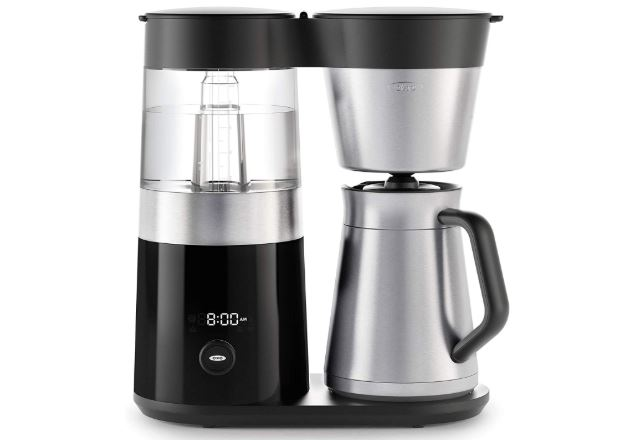 oxo brew 9 cup coffee maker review