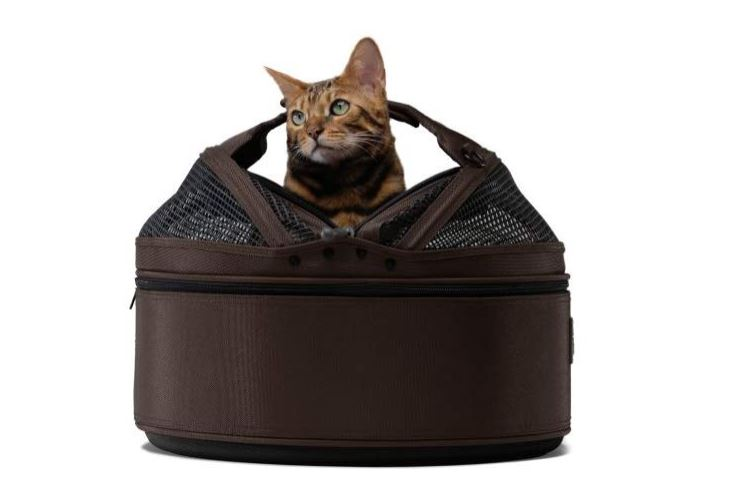 sleepypod mobile pet bed with pprs handilock review