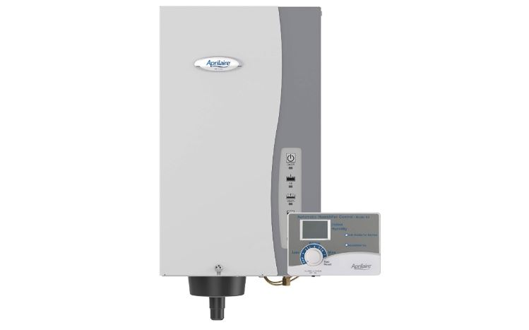 aprilaire 800 whole house steam humidifier high output humidifier