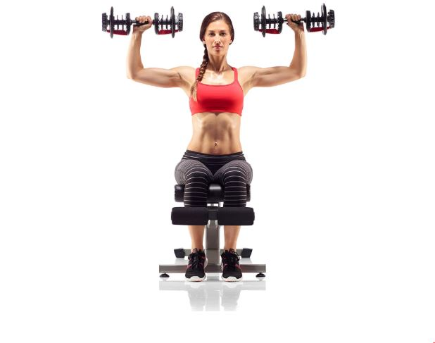 bowflex selecttech 552 adjustable dumbbells best price