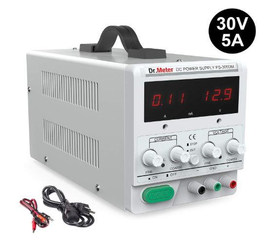 Dr Meter DC Power Supply - Dr Meter Power Supply Review