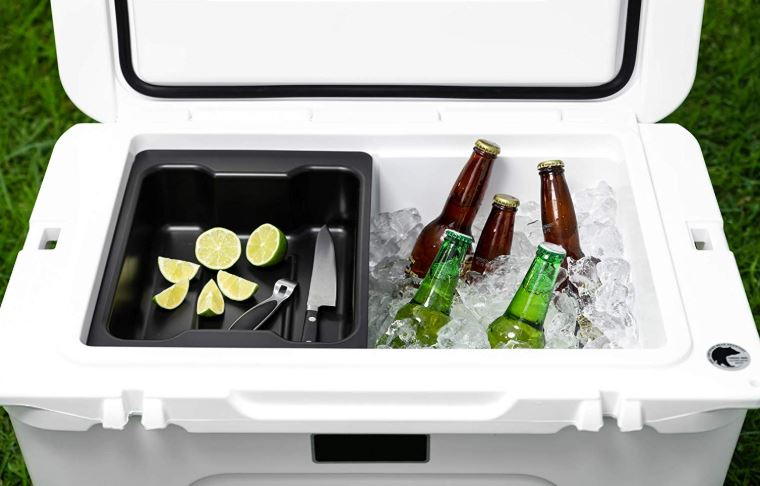 dry goods tray for yeti tundra haul coolers