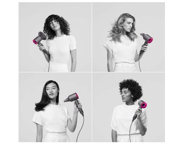 dyson supersonic hair dryer white or silver review