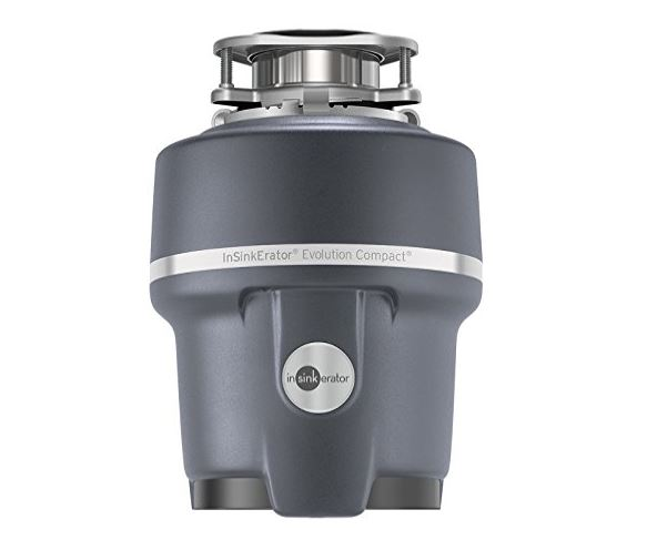 insinkerator garbage disposal evolution compact hp continuous feed