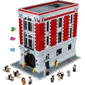 lego ghostbusters firehouse headquarters 75827 review