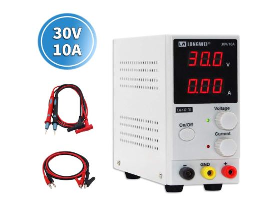 Longwei Power Supply - DC Power Supply Variable Voltage