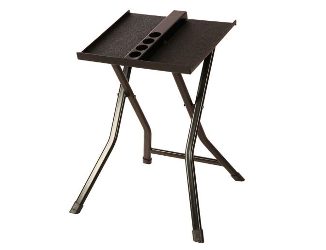 powerblock compact weight stand black large