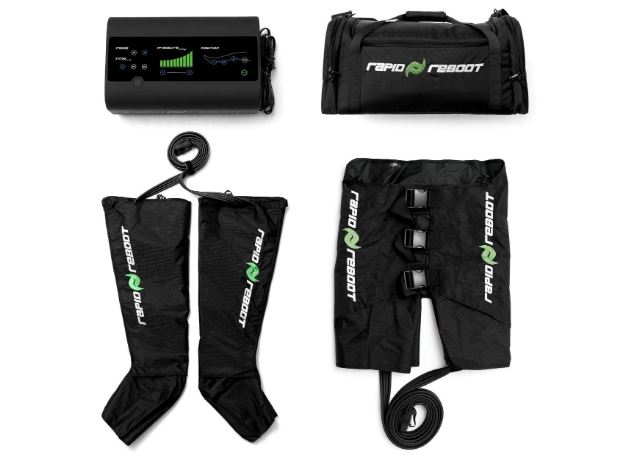 rapid reboot recovery system compression boots reviews