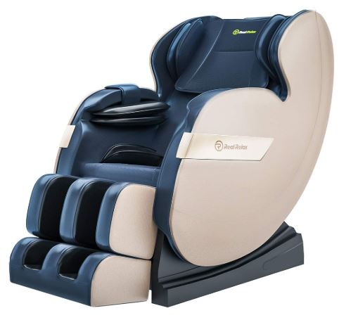 Zero Gravity Massage Chair - A real relax full body chair by BestCartReviews