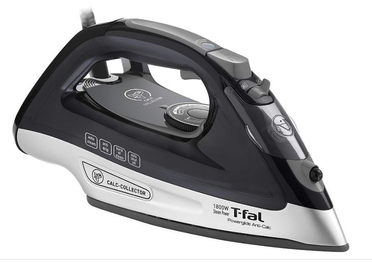 t-fal fv2640u0 powerglide steam iron review