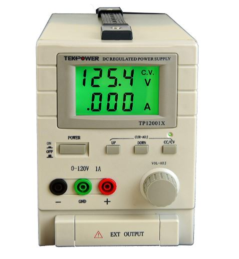 tekpower tp12001x 120v dc variable switching power supply output - Switching Mode DC Power Supply