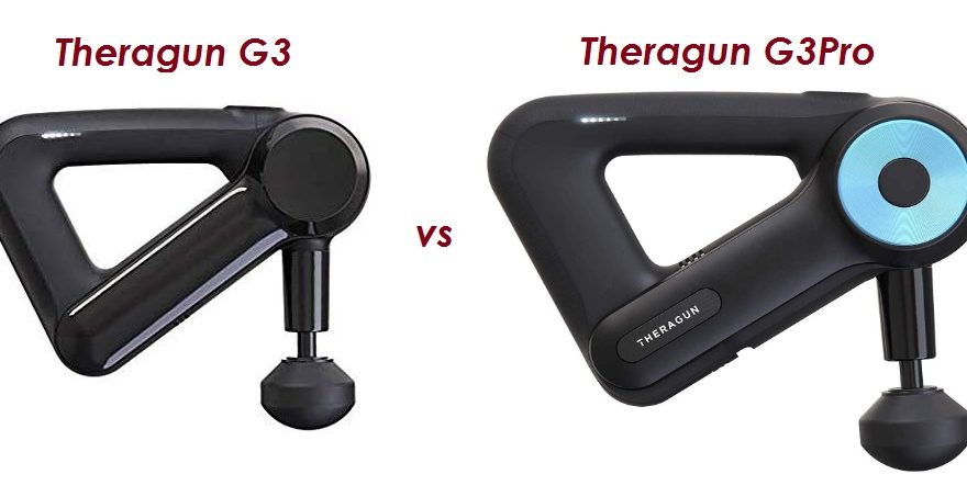 theragun g3 vs g3pro review