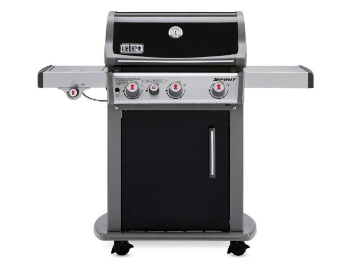 weber spirit e-330 lp gas grill black