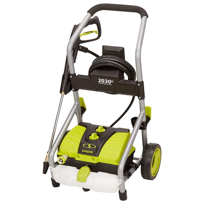 Best Electric Pressure Washer Reviews 2020