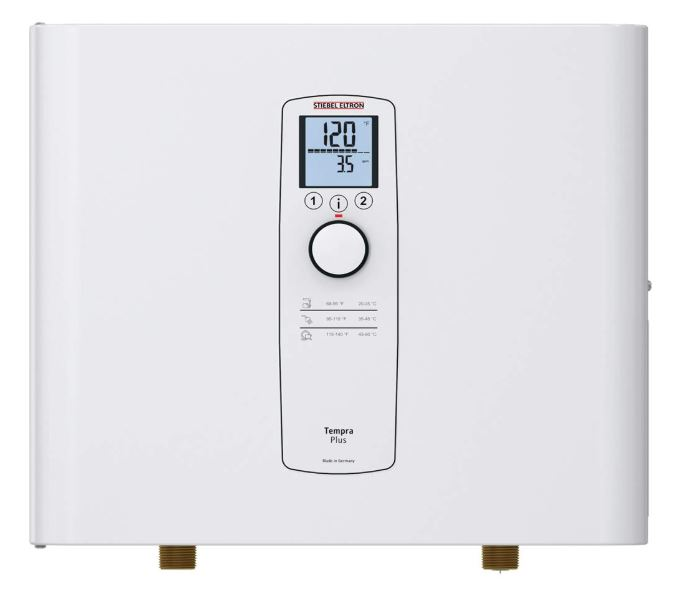 Stiebel Eltron Tempra 29 Plus - Electric Tankless Water Heaters by BestCartReviews