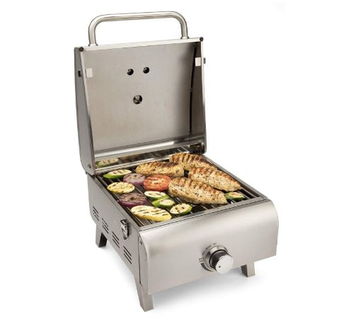 cuisinart cgg 608 professional tabletop gas grill review - Large Tabletop Gas Grill