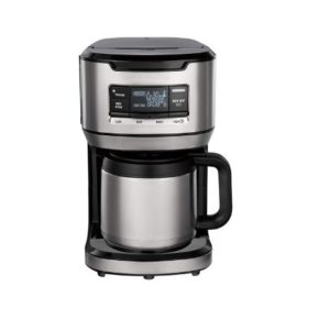 hamilton beach programmable front fill coffee maker reviews