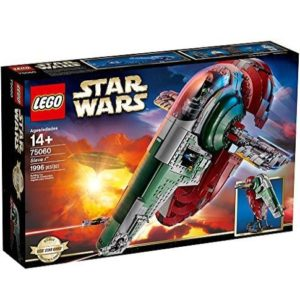 lego star wars slave i 75060 star wars toy review