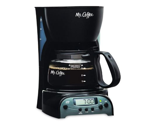 Mr Coffee 4 Cup Coffee Maker Filters - Mr. Coffee Coffee Maker Review