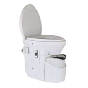 natures head self contained composting toilet reviews
