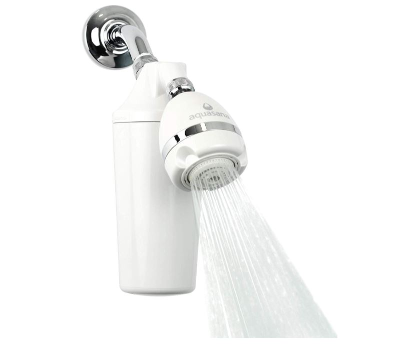 Aquasana AQ-4100 Deluxe Shower Water Filter System Reviews