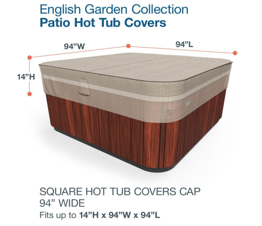 Best Garden Square Hot Tub Cover Reviews