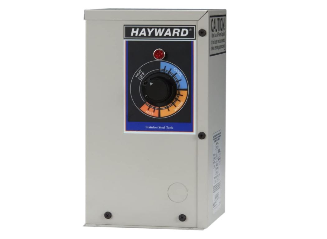 Best Hayward Electric Pool and Spa Heater Reviews