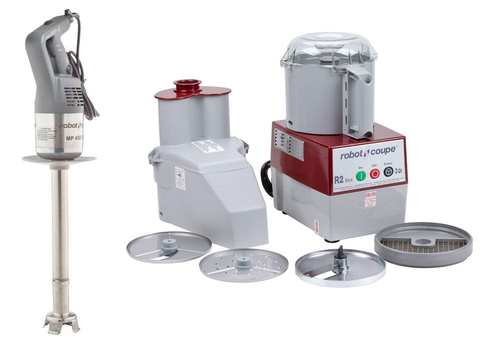 Robot Coupe Commercial Food Processor Reviews
