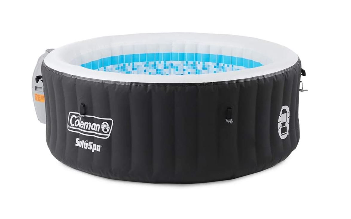 Coleman Portable Spa Inflatable 4 Person Hot Tub - BestCartReviews