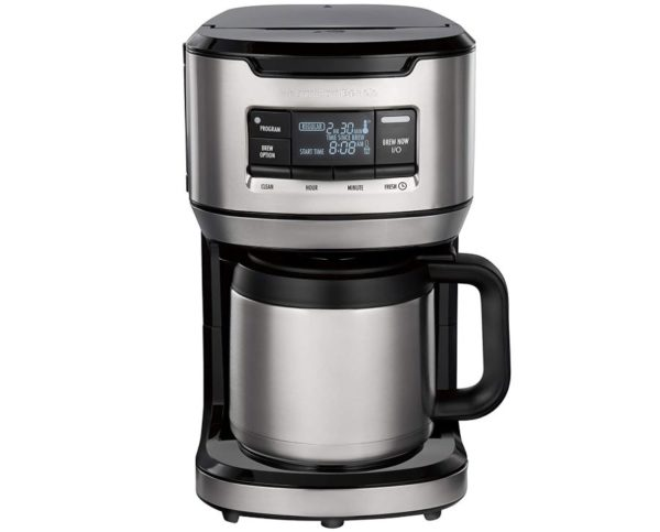 Hamilton Beach Programmable Easy Access Coffee Maker Review - BestCartReviews