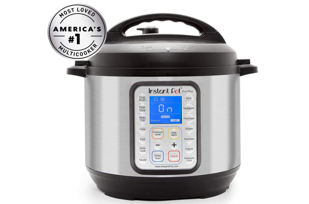 Instant Pot Duo Mini Electric Pressure Cookers-BestCartReviews