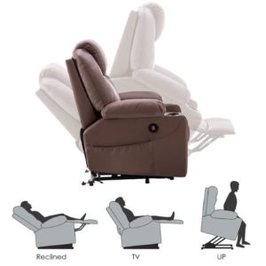 10 Best Reclining Chairs for Neck & Lower Back Pain, Reviews & FAQ's 2020