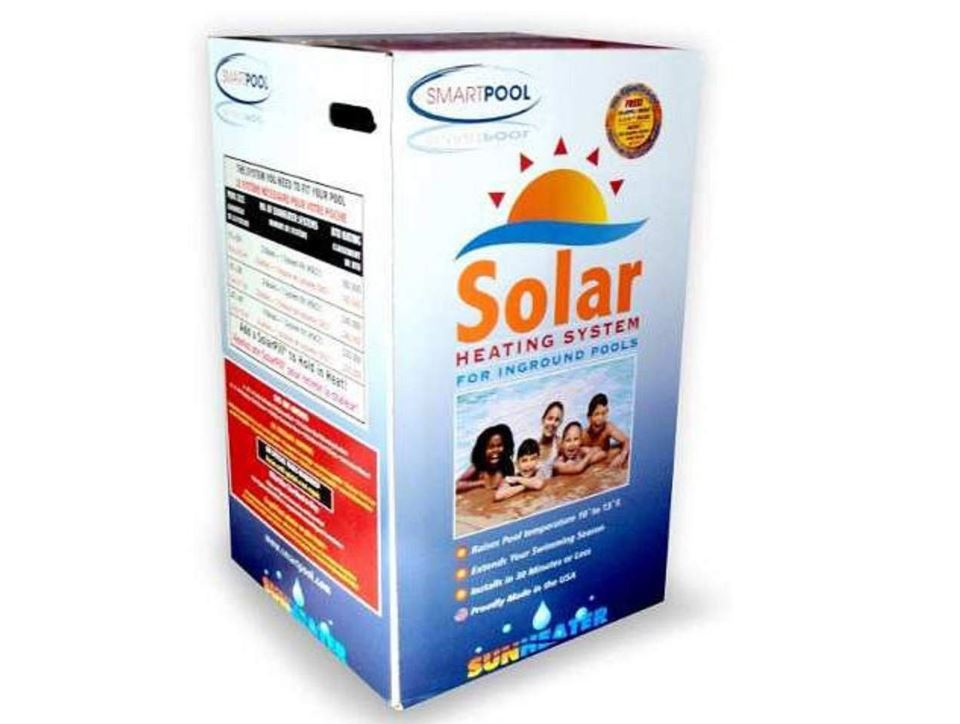 Smartpool S601P SunHeater Solar Heating System for In-Ground Pools