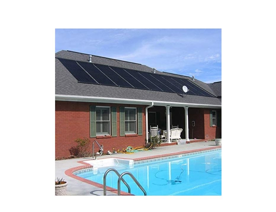 XtremepowerUS Inground&Above Ground Swimming Pool Solar Panel Heating System-BestCartReviews