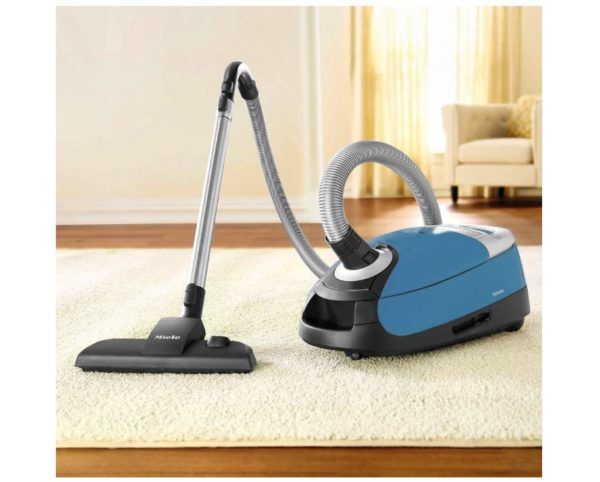 Miele Complete C2 Hard Floor Canister Vacuum Cleaner by BestCartReviews