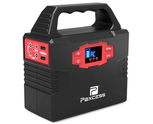 Portable Power Station CPAP - Portable Lithium Power Station - BestCartReviews.com