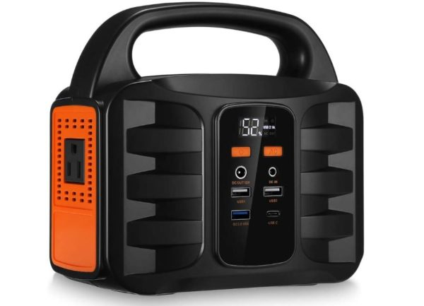 Solar Generators for Camping - Portable Power Station Solar - BestCartReviews