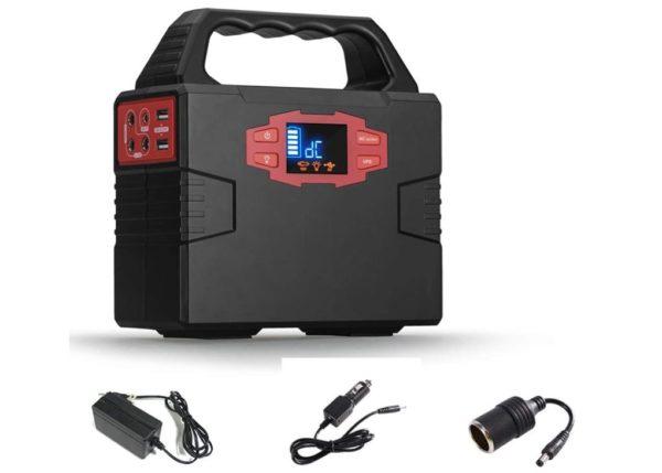 Solar Powered Inverter Generator - Solar Generator Inverter System - BestCartReviews