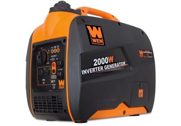 WEN 56200i Super Quiet 2000-watt Portable Inverter Generator - BestCartReviews