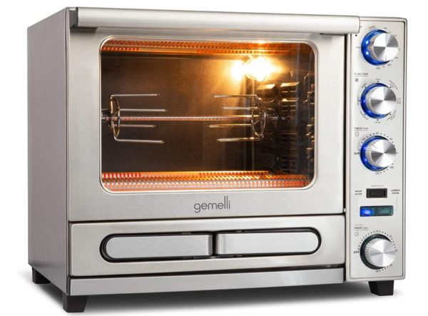 Best Gemelli Twin Oven - Convection Pizza Oven Review - BestCartReviews