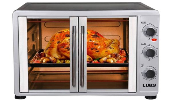 Best Luby Toaster Oven - Extra Large Toaster Oven - BestCartReviews