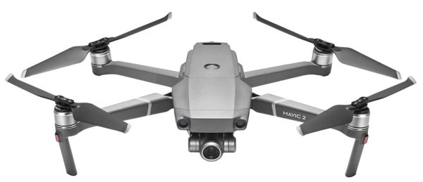 DJI Mavic 2 Zoom - Drone Quadcopter UAV with Optical Zoom Camera 3-Axis Gimbal 4K Video - BestCartReviews