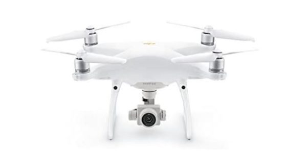 DJI Phantom 4 Pro V2.0 - Drone Quadcopter UAV with 20MP Camera - BestCartReviews